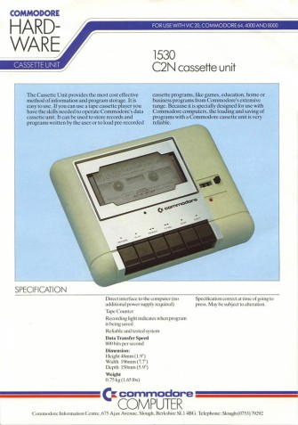 Commodore_C2N_Retroport