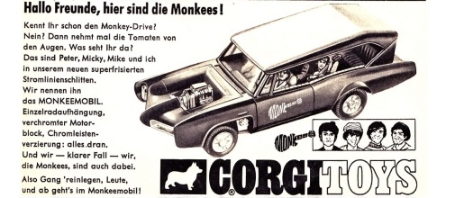 Corgitoys_Monkees_1969