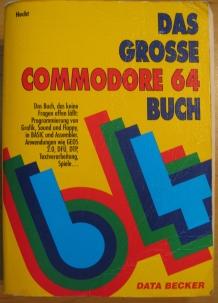 dasgrossecommodore64buch