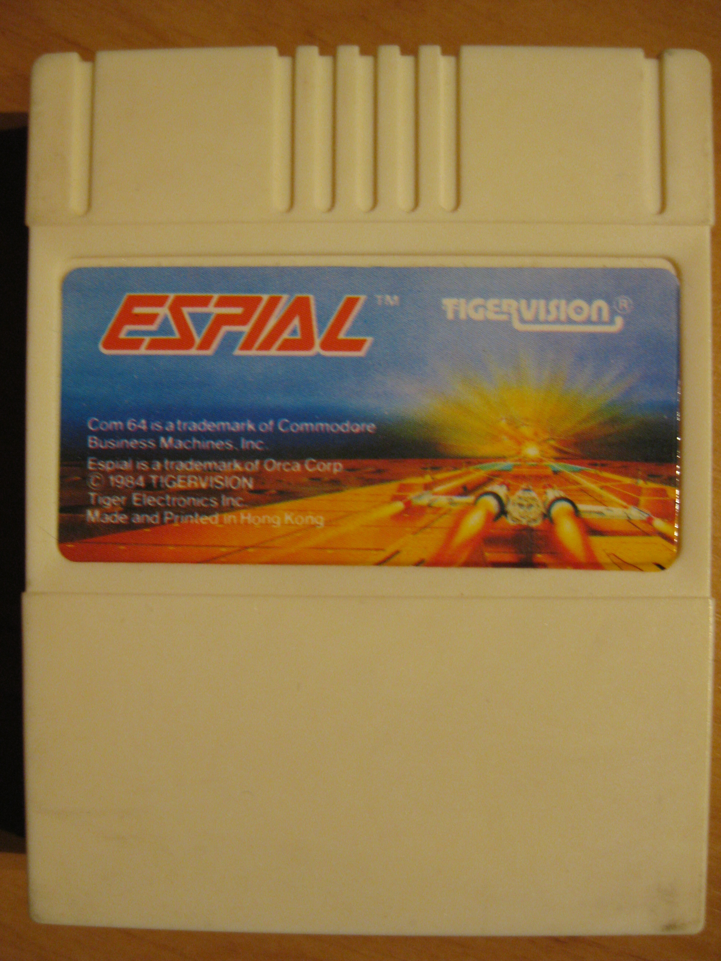 Espial_C64_Retroport