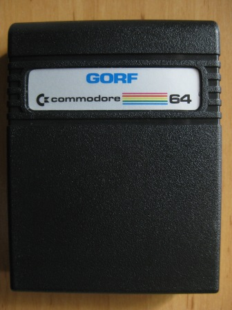 Gorf_C64_Retroport