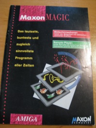 maxonmagic