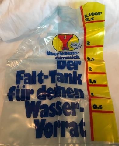 YPS_0341+Der+Falt-Tank+fu$CC$88r+deinen+Wasser-Vorrat+-+Retroport