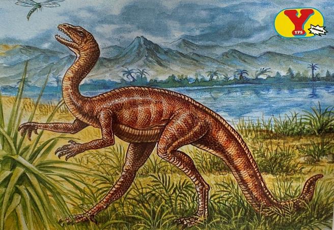 YPS0974_Retroport_03_Dinosaurier-Postkarte
