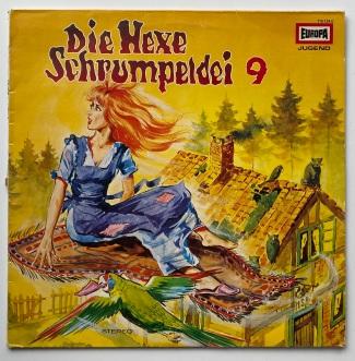 Die_Hexe_Schrumpeldei_9_LP_Retroport