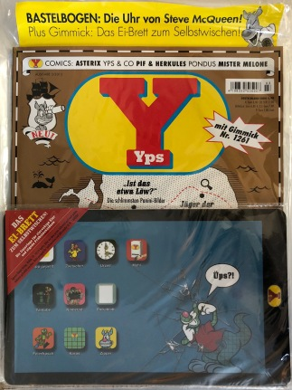 YPS1261 Retroport