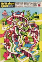 Bazooka Joe Groschenspiel 1978 Retroport