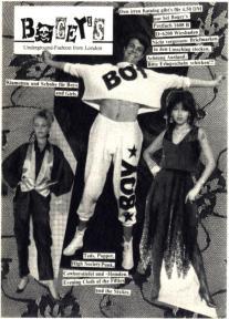 Bogeys 1985 Retroport