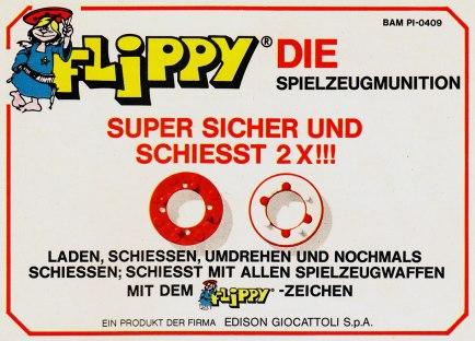 Flippy Spielzeugmunition_Retroport