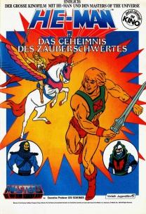 He-man; Das Geheimnis Des Zauberschwertes_Retroport