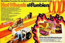 Hot Wheels Rrrumblers_Retroport