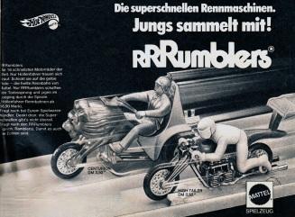 Hot Wheels Rumblers_Retroport