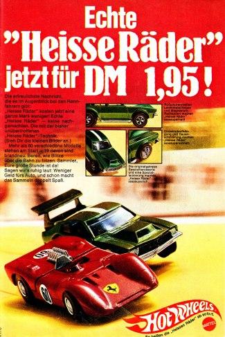 Hot Wheels Von Mattel_Retroport